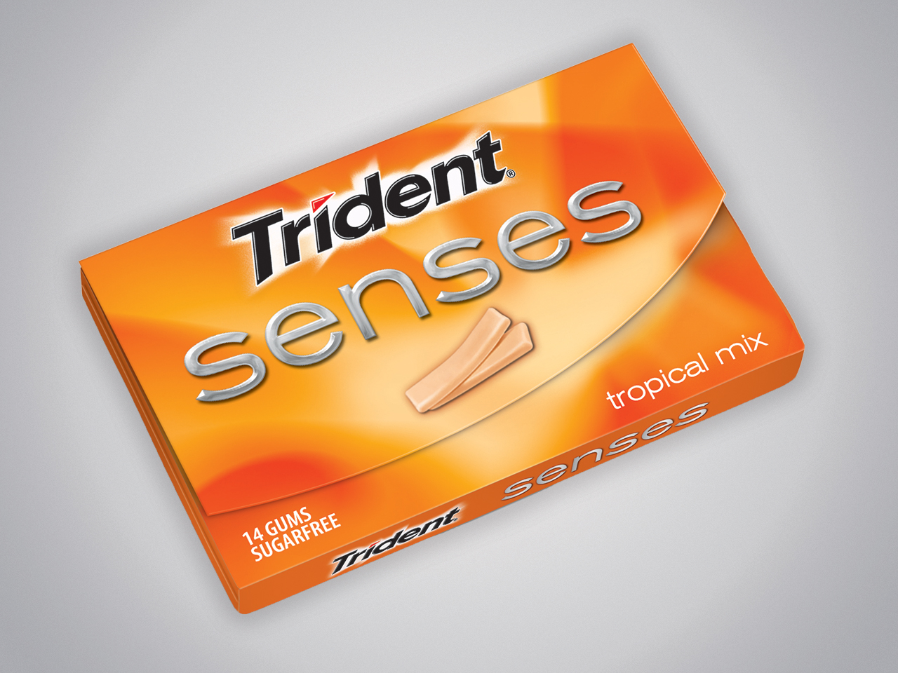 projects, packaging, branding, trident, senses