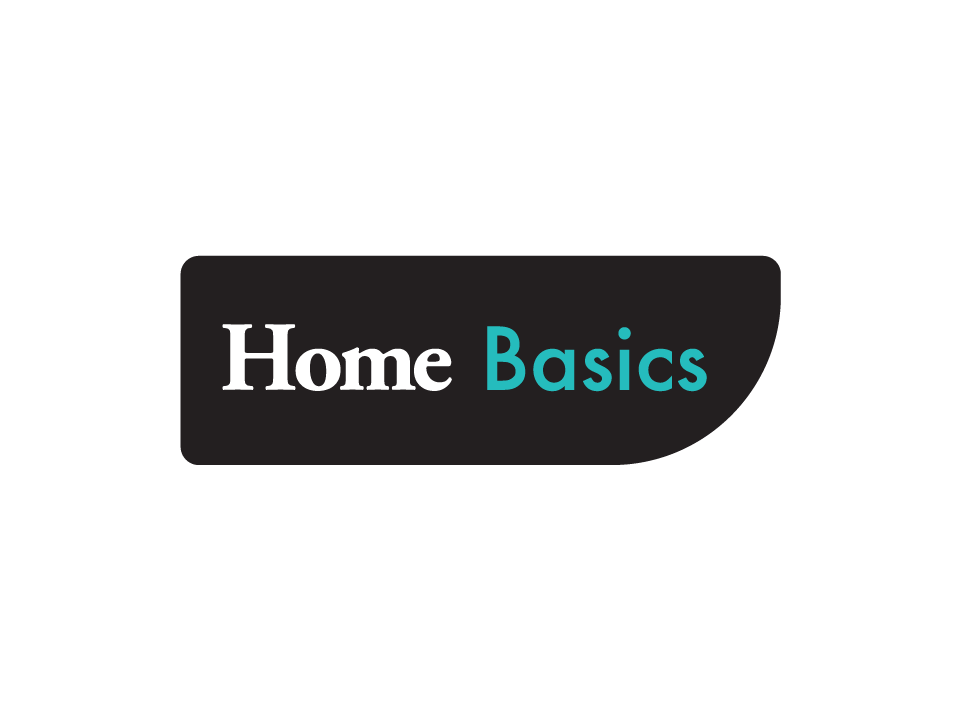 Home Basics logotype