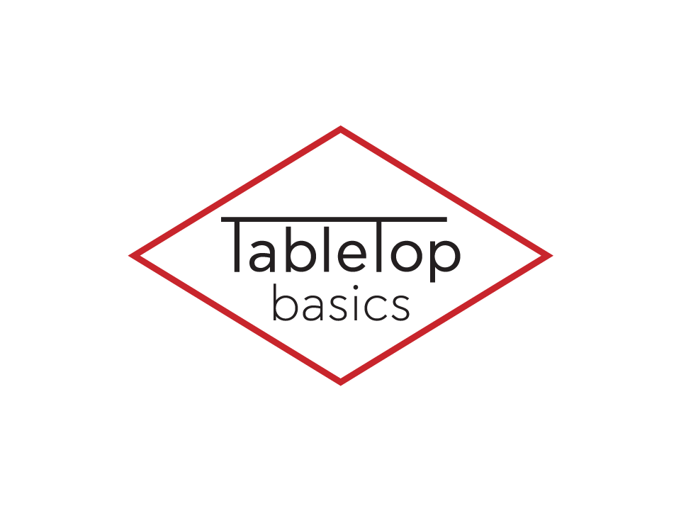 Tabletop Basics logotype