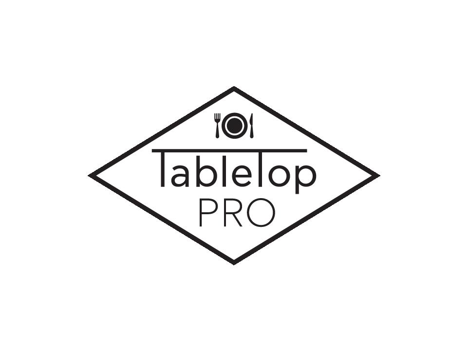 Tabletop Pro logotype