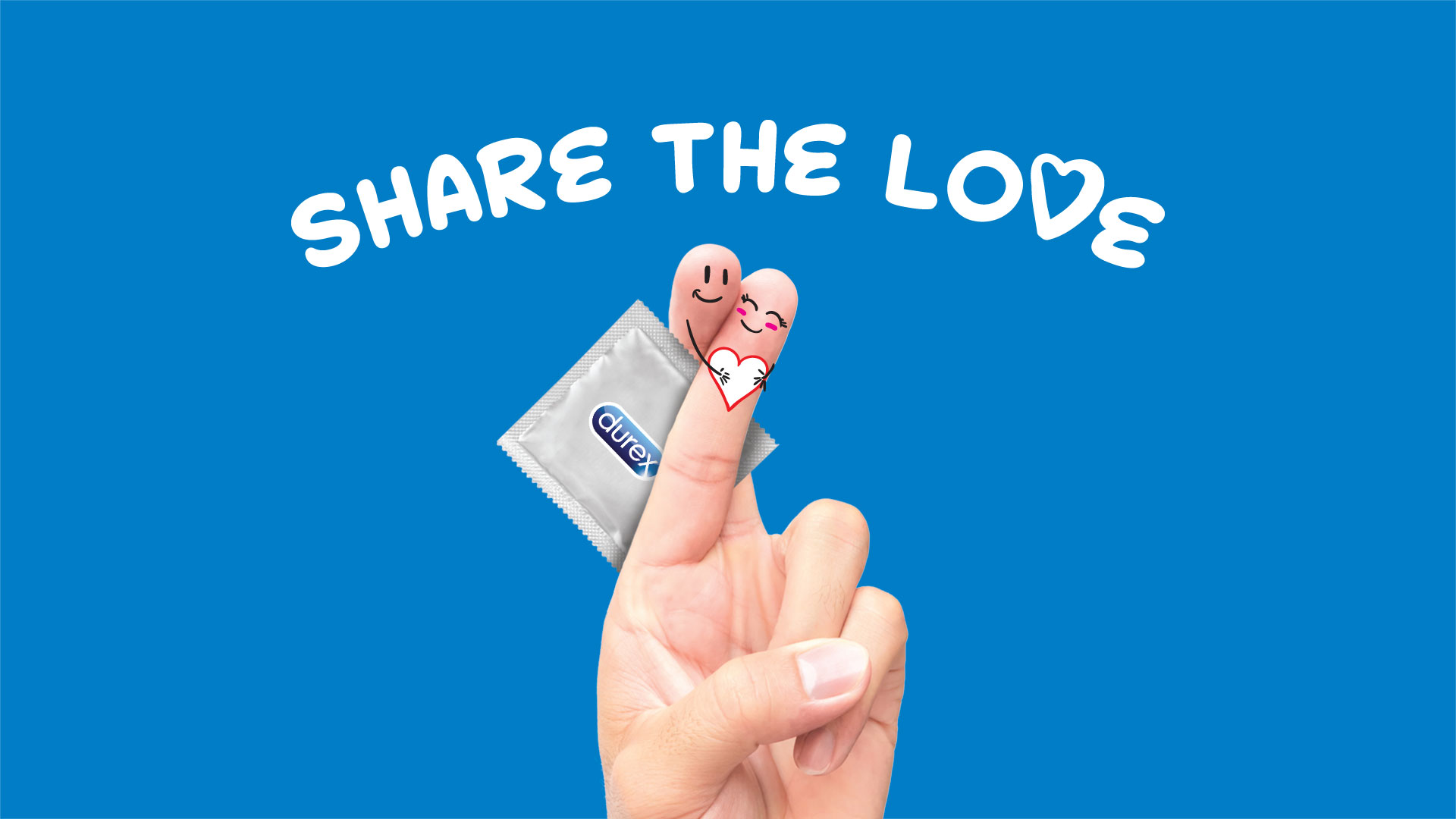 Durex 'Share the Love' header image