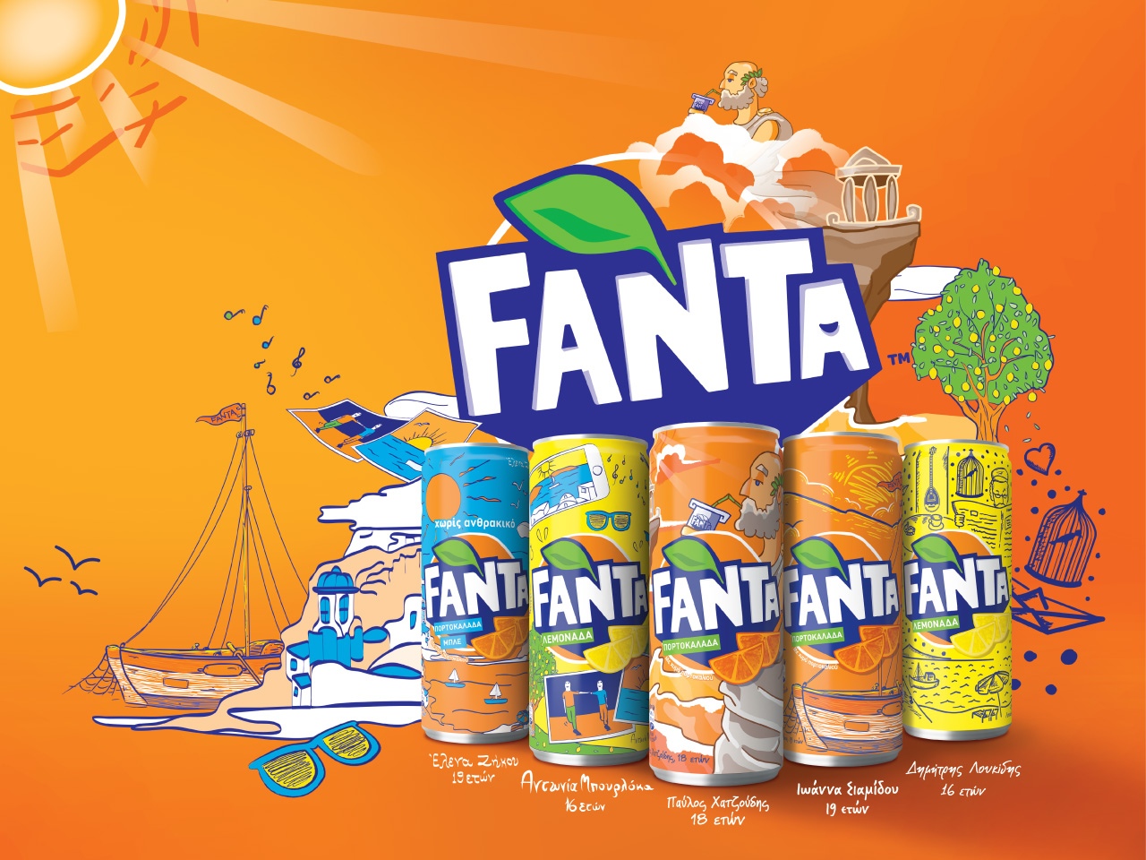 Fanta 'Draw the Can' 2019 featured image