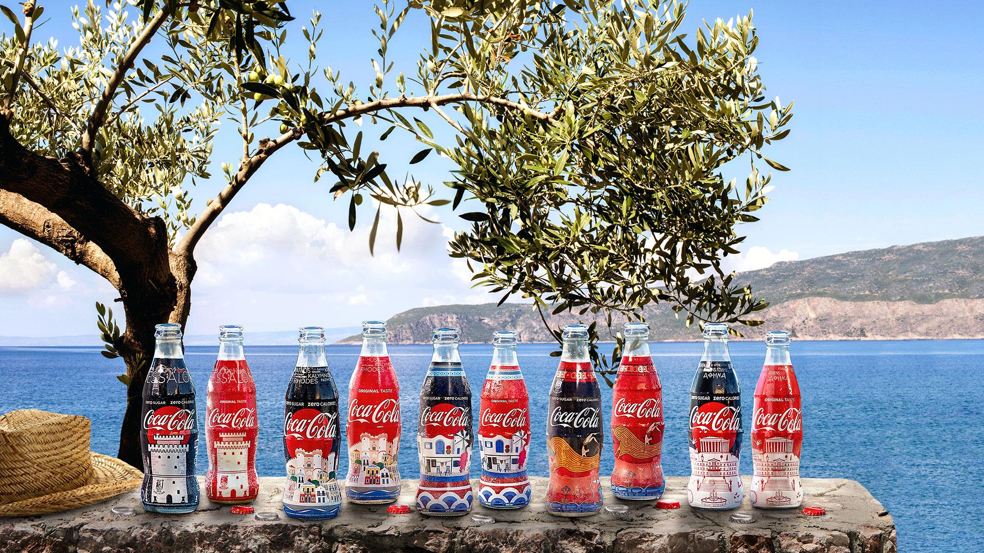 Coca-Cola Seasonal LEBs header image